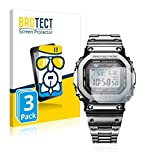 BROTECT Protection Ecran Verre Compatible avec Casio G-Shock GMW-B5000D-1ER [3...