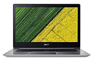 Acer Swift 3 SF314-52G-59DZ Ultrabook 14-Inch Notebook - (Sparkly Silver) (Intel Core i5-8250U, 8 GB RAM, 256 GB SSD, NVIDIA GeForce MX150, Windows 10 Home)