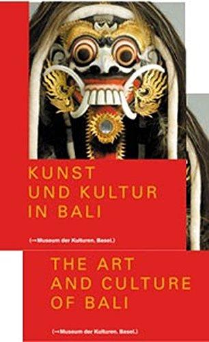 Kunst und Kultur in Bali: Museum der Kulturen, Basel. Deutsche Ausgabe