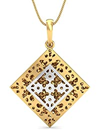 Stylori Italian Collection 18k (750) Yellow Gold Pendant