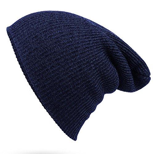 Striped Needle cappello caldo - di lusso alla moda Wool