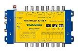 TechniSat 0000/Stoßstangen Receiver blau
