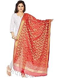 Rani Saahiba Art Cotton Silk Dupatta
