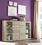 Highboard San Remo hell