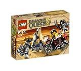LEGO Pharaoh's Quest 7306 - Los guardianes del cetro de oro [versión en inglés]