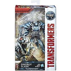 Transformers Hasbro C1323ES1, Figura de acción Deluxe de Dinobot Slash