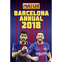 Match! Barcelona Annual 2018 (Annuals 2018)