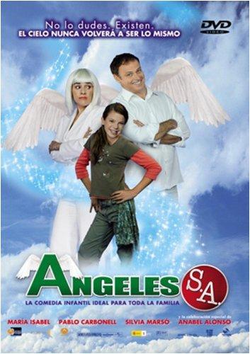Preisvergleich Produktbild Angels Inc [Region 2] by Daro Paso