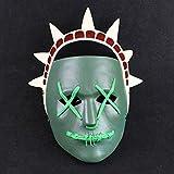 Résine masque très haute qualité fabriqué à la main la purge 3 / American Nightmare