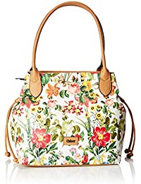 43x28x17.5 cm Gabor Damen Granada Bloom Schultertasche