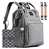Best Baby Backpack Diaper Bags - Baby Nappy Changing Bag, WaterHigh Diaper Bag Rucksack Review