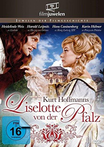 Kostüm Leicht Königin Herzen Der - Liselotte von der Pfalz (Filmjuwelen)