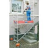 KRAUSE Arbeitsgerüst ClimTec, 1. Aufstockung 4 m