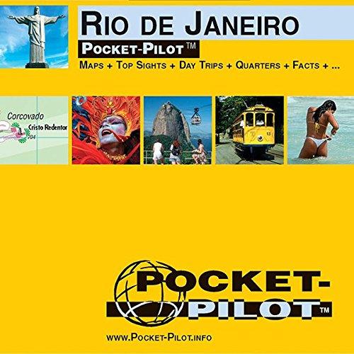 Pocket-Pilot Rio de Janeiro: Einzelkarten: Zentrum, Großraum & Region - Öffentliche Verkehrsmittel - Sehenswürdigkeiten - Ausflüge - Wissenswertes - ... und vieles mehr. Englische Ausgabe