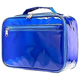 GRKJGytech Lunch-Tasche Thermotasche Mittagessen Tasche Isoliert Kühltaschen Picknicktaschen für Jungen Kinder (Schwarz)