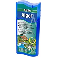 JBL Algol Nettoyeur d'Algue pour Aquariophilie 100 ml pour 400 L