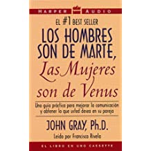 Los hombres son de Marte, las mujeres son de Venus (Spanish Edition) by John Gray (1996-06-25)