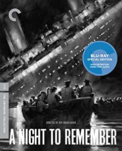Criterion Collection: Night to Remember [Blu-ray] [Import anglais]