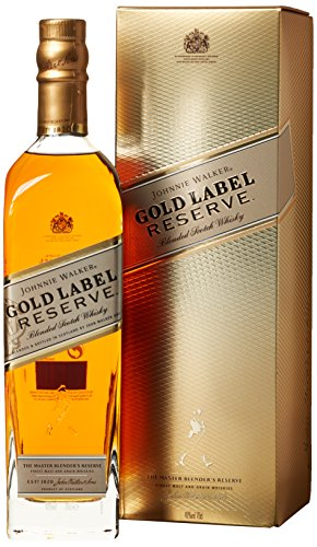 Johnnie Walker Gold Label Reserve Blended Scotch Whisky, Standardversion (1 x 0.7 l)