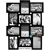 Snapgalaxy Twelve Picture Collage Frame,...