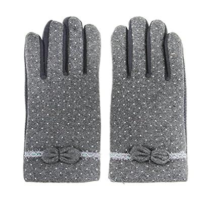 Liying Touchscreen Handschuhe Winddicht Skidproof Fingerhandschuhe Fahrradhandschuhe Sporthandschuhe Winterhandschuhe Outdoor Sport Winter Warme
