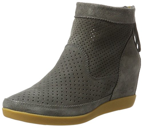 Shoe The Bear Damen Emmy S Stiefel, Grau (141 Dark Grey), 40 EU