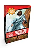 The Action Bible Heroes Card Collection: 54 Cards Filled with Fun Facts and Devotions