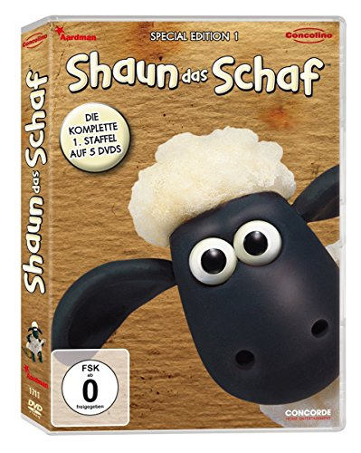Staffel 1 (Special Edition) (5 DVDs)
