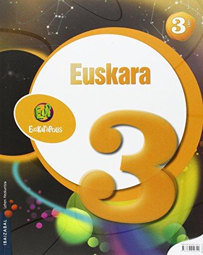 Euskarapolis, euskara, 3 Lehen Hezkuntza por From Editorial Ibaizabal