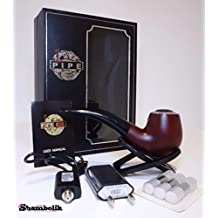 E-pipe électronique CLASSIC STYLE-628- sans nicotine ni tabac
