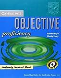Objective Proficiency Self-study Student's Book