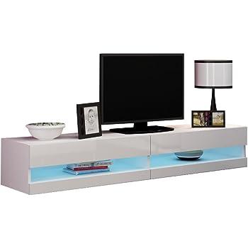 mirjan24 tv lowboard vigo new 180 cm tv tische tv schrank fernsehschrank h ngeschrank. Black Bedroom Furniture Sets. Home Design Ideas