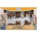 Heilemann - Set de regalo de chocolatinas - Animales (1 x 100g)