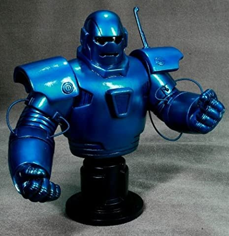 Iron Monger - Bowen Designs: Marvel Iron Monger Mini-Bust by