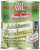 Produkt-Bild: Paulsen Jubiläums Weinkraut, 12er Pack (12 x 850 ml)