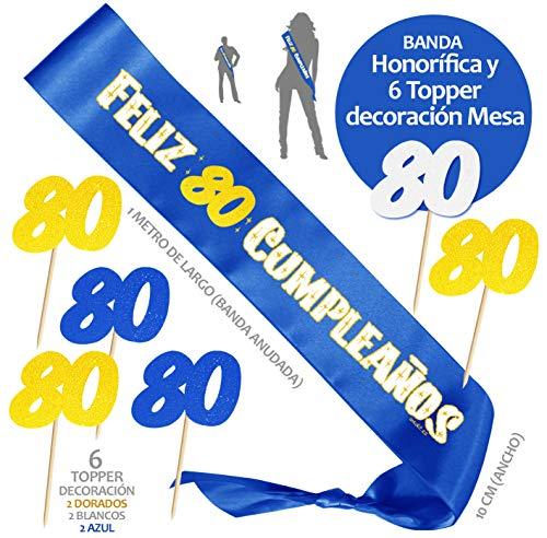 Inedit Festa - Feliz 80 Años Cumpleaños Banda Honorífica