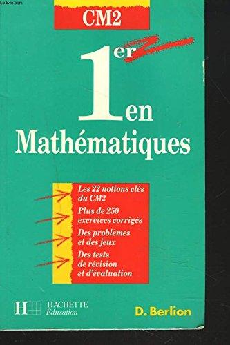 Premier en mathématiques, CM2