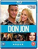 Don Jon [Blu-ray] [2013] [Region Free]