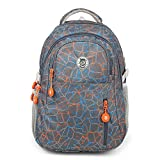 HOT SHOT 30-35 L Waterproof Polyester School, College Backpack for Men and Women