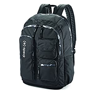 Speck Exo Module Backpack Casual Daypack, 68 cm, 15 L, Black