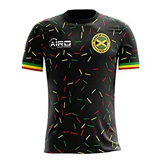 Airo Sportswear 2018-2019 Jamaica Third Concept Football Soccer T-Shirt Trikot