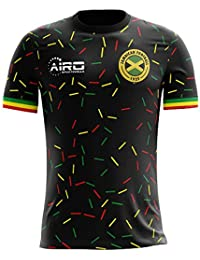 Airo Sportswear 2018-2019 Jamaica Third Concept Football Soccer T-Shirt Camiseta