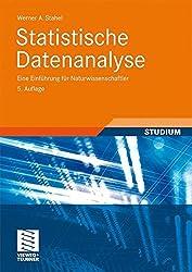 Statistische Datenanalyse: Eine Einführung für Naturwissenschaftler (German Edition)