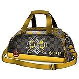 Karactermania Harry Potter Quidditch Hufflepuff-Nomad Sports Bag Sporttasche, 57 cm, 13.5 liters, Gelb (Yellow)