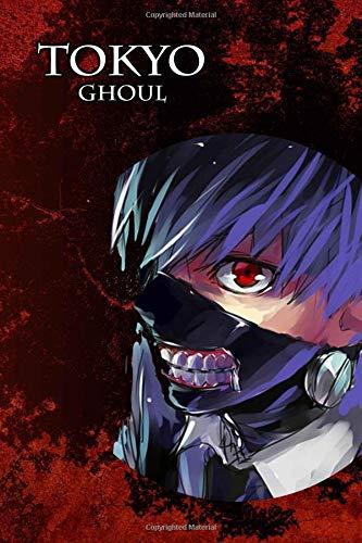 Tokyo Ghoul: Anime Notebooks, Motivation, Inspiring, Journal, Tokyo Ghoul
