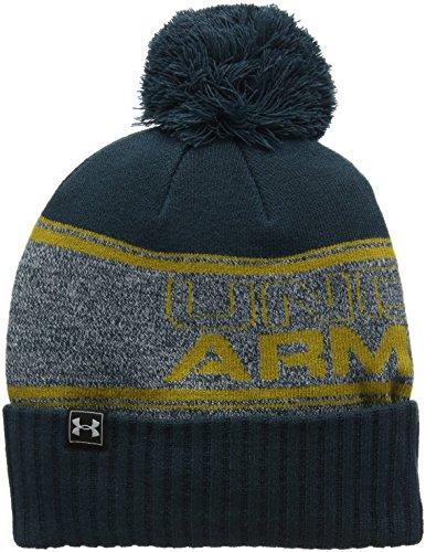 Under Armour Pom berretto da uomo, Uomo, Sportswear Hut UA Pom Beanie, Gdo, Taglia unica