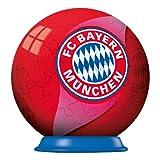 Ravensburger 11857 - FC Bayern München - 54 Teile Puzzleball