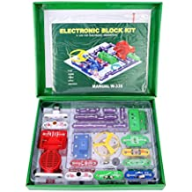W-335 Electronics Circuitos Discovery Kit Ciencia Educativo Juguete