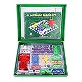 Lehrer Wang T-W-335 Schnappschaltungen Elektronik Wissenschaftliches Spielzeug Wissenschaft Pädagogisches Spielzeug Weihnachtsgeschenke Geschenke