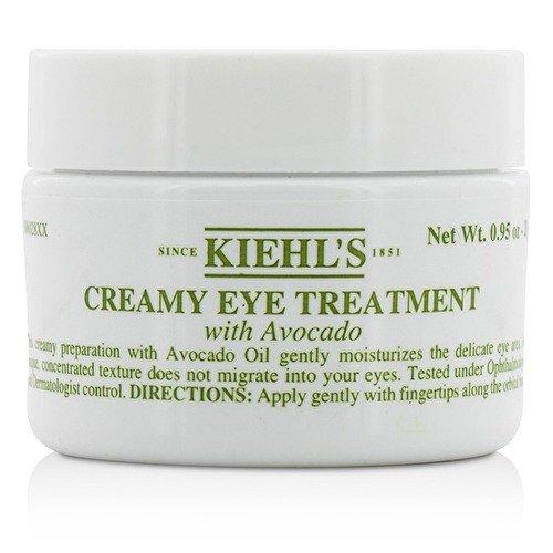 Kiehl S Cura del viso Creamy Cura degli occhi Eye Treatment with Avocado 28ML